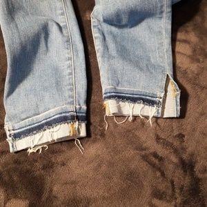 Frame Denim Pants - Frame denim Le skinny de Jeanne crop 24